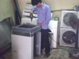 Bảo dưỡng máy giặt như thế nào?