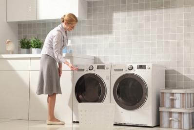 LG - máy giặt số một châu Á - Thái Bình Dương