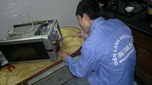 sửa chữa lò vi sóng tại nhà
